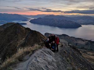 Dobrodružství na Novém Zélandu
