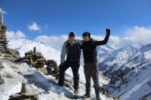 Himaláje se stínem koronaviru